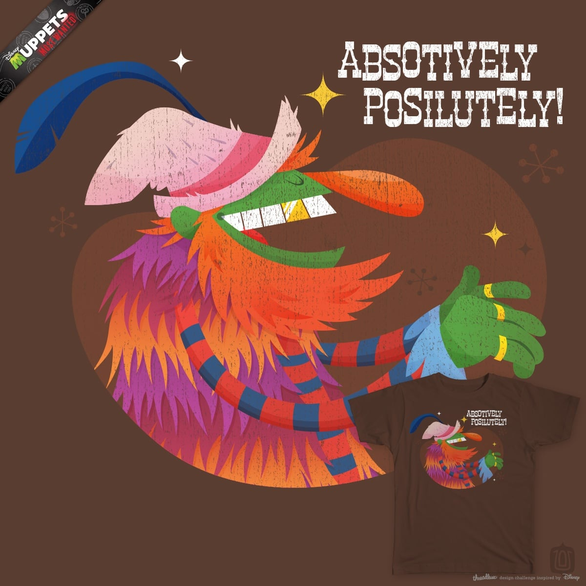 Absotively Posilutely by Stinkyham on Threadless