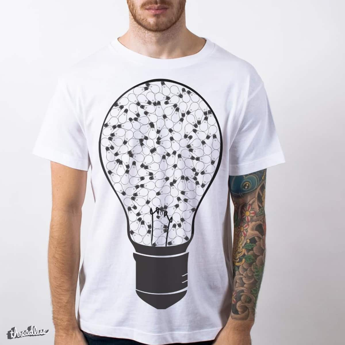 Bright ideas by Danjonesuk on Threadless