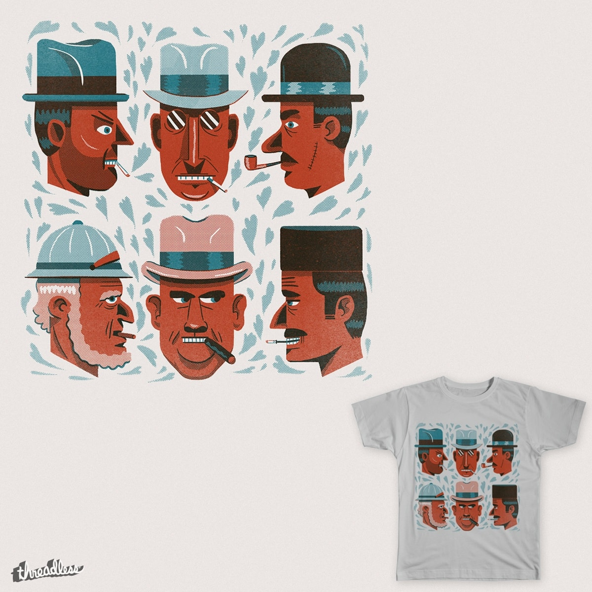 I spy by Anloma on Threadless
