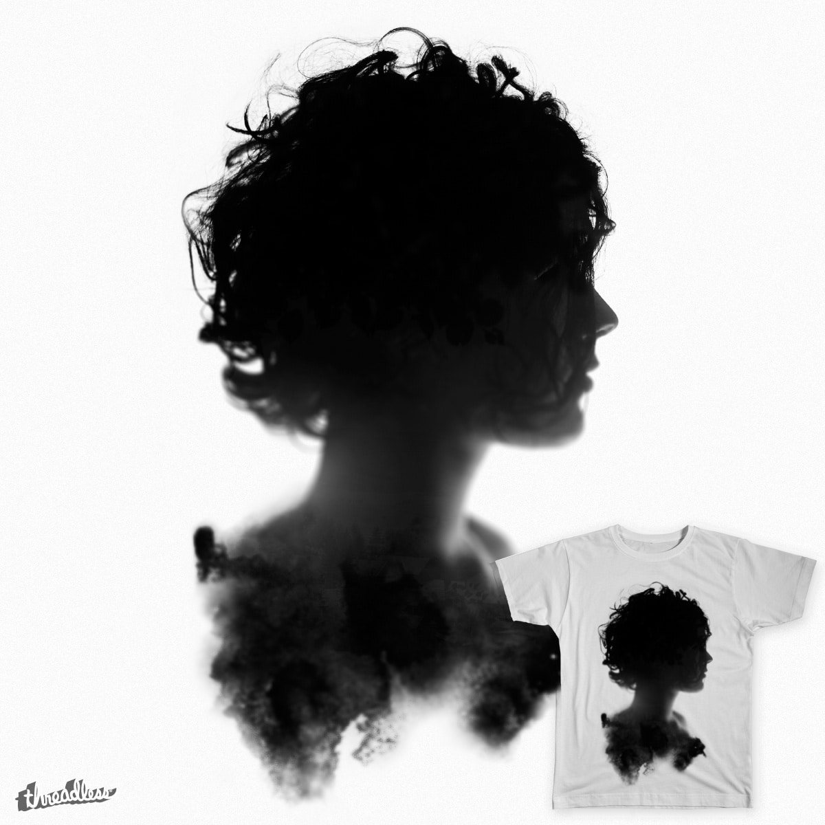 Silhouette by tiborsmd on Threadless