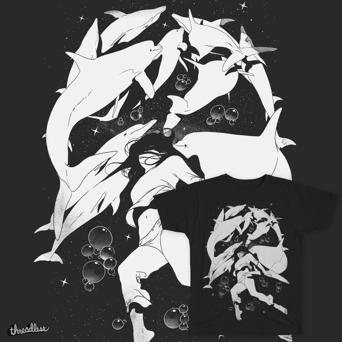 Wet dreams by SPYKEEE on Threadless