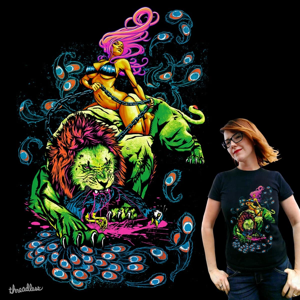 SOUR PUSS by Dick Firestorm and franx on Threadless