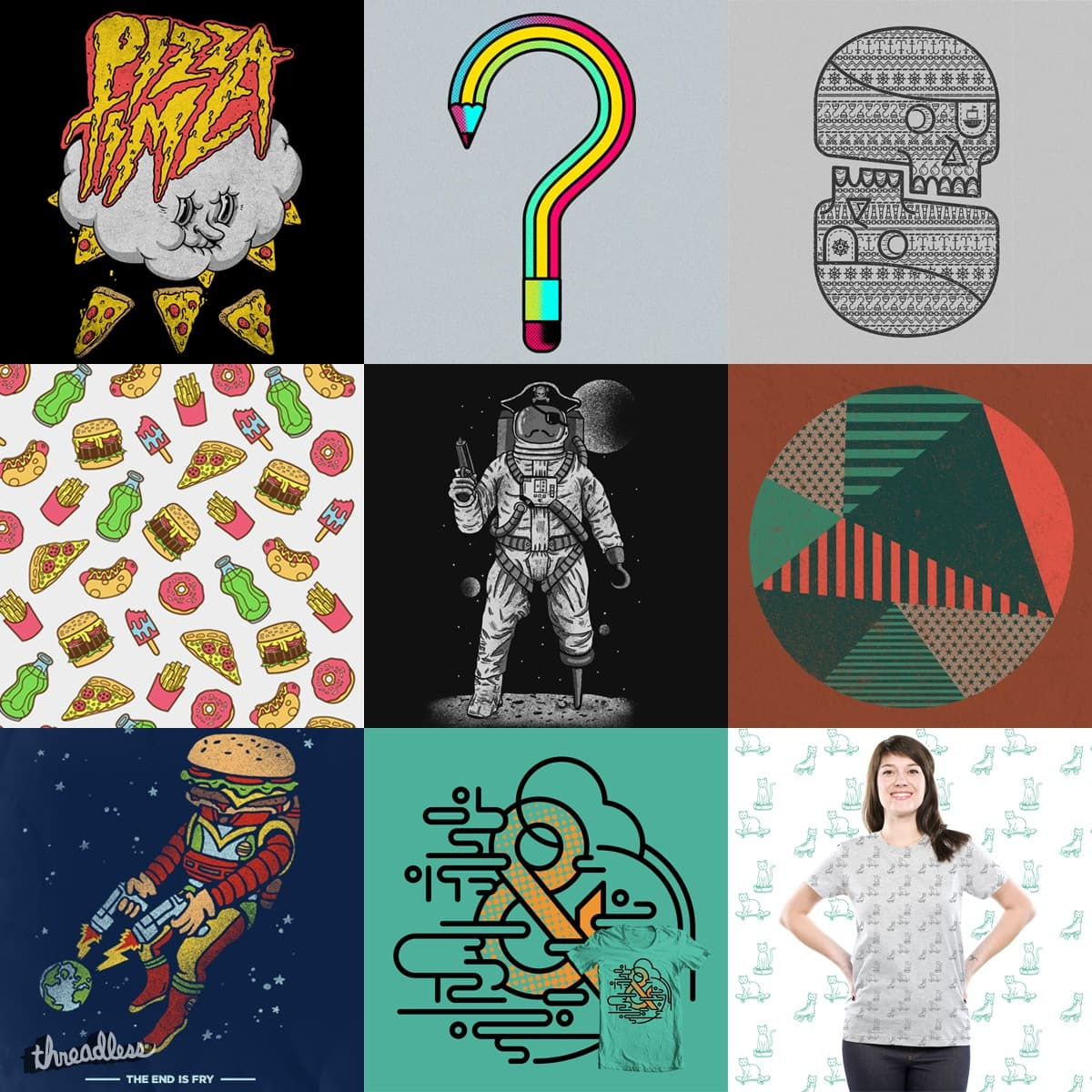 Staff Collection #3 by StaffCollections on Threadless