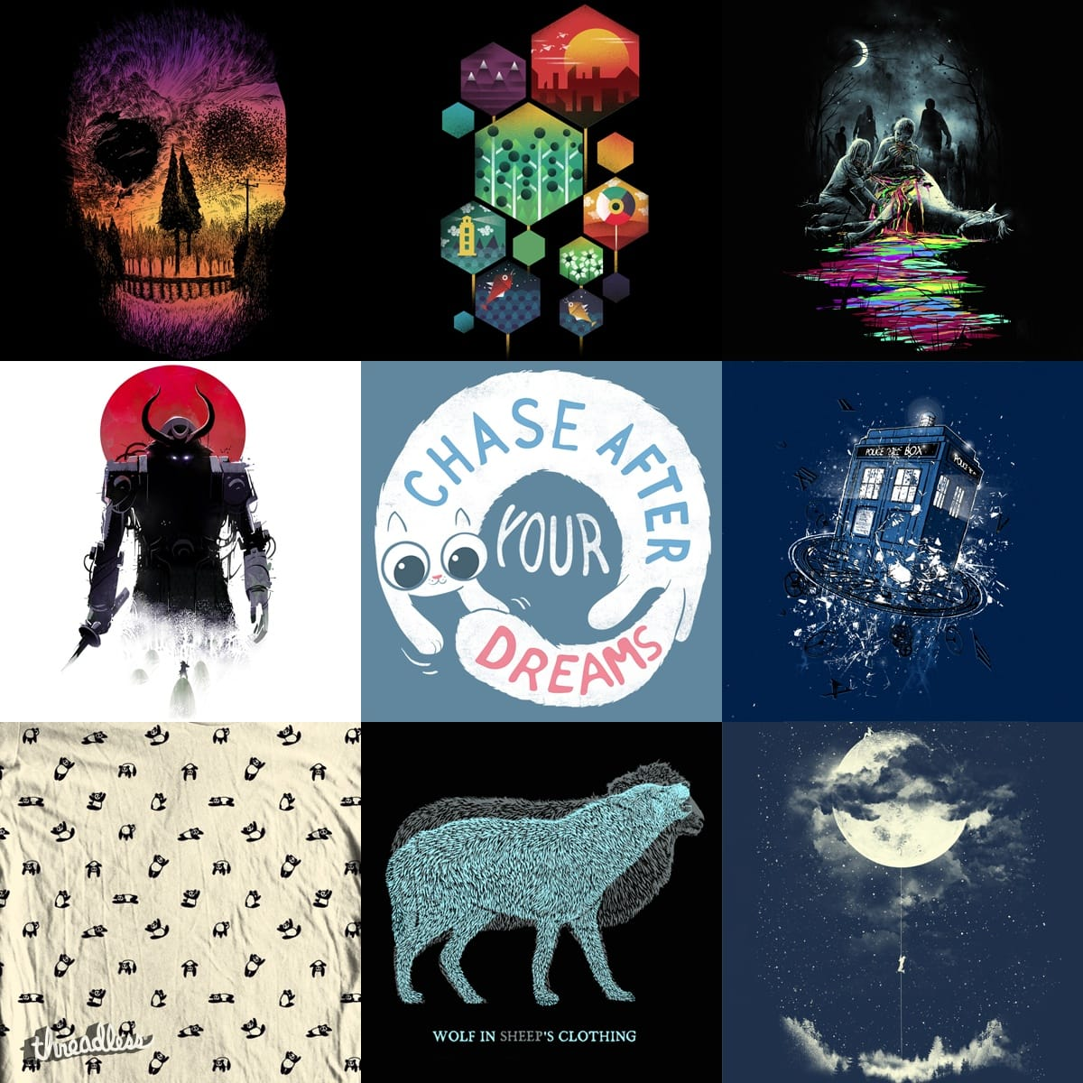 Staff Collection #12 by StaffCollections on Threadless
