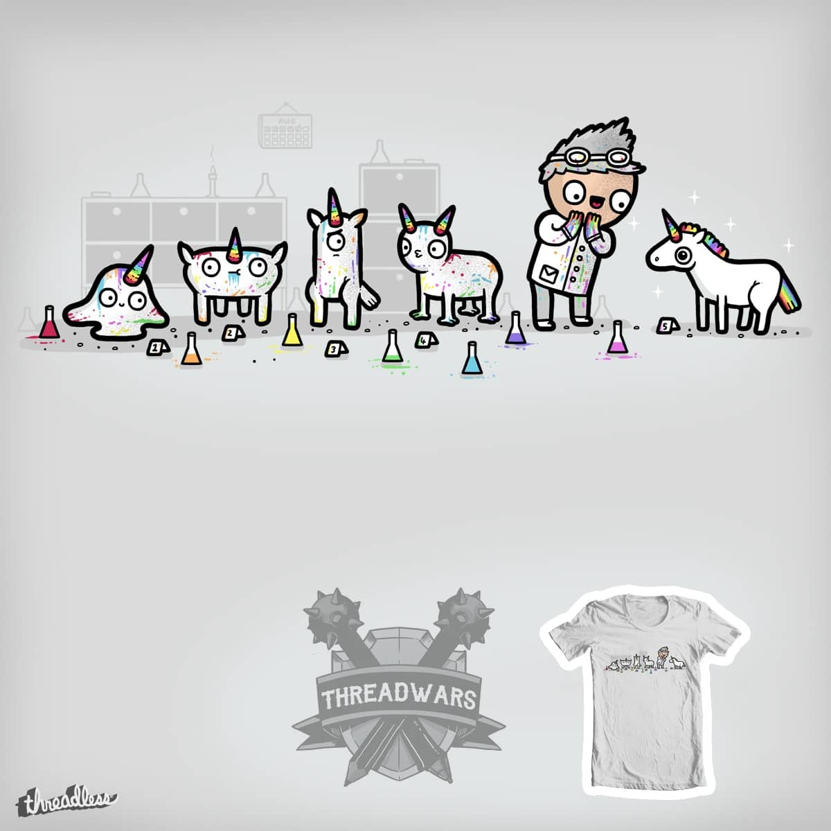 The perfect creation by randyotter3000 on Threadless