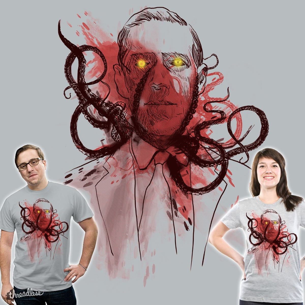 miskatoninked by kharmazero on Threadless