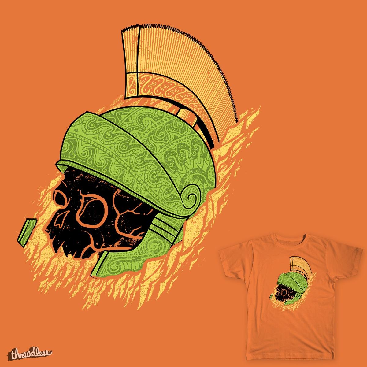 Martian Artifact by Ste7en on Threadless
