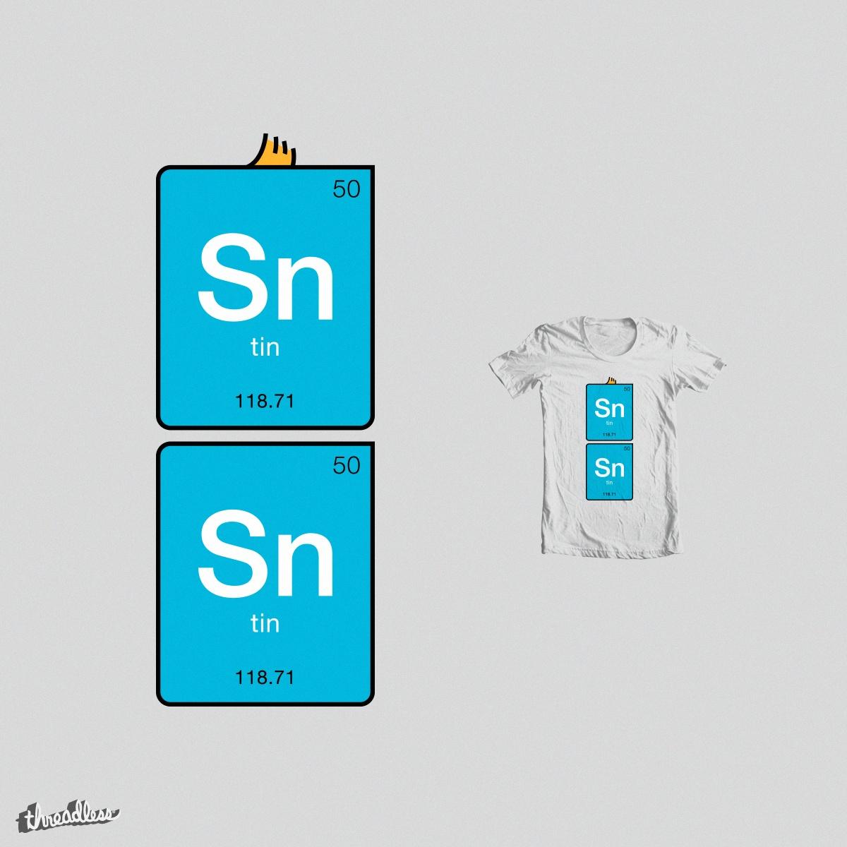 Sn Sn by Haasbroek on Threadless