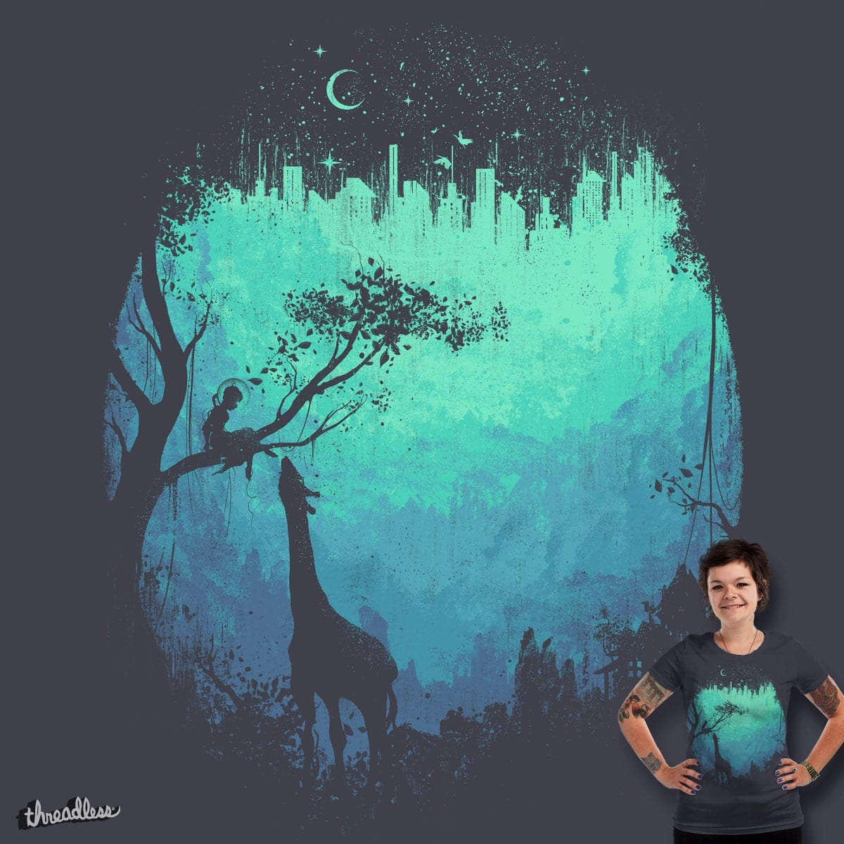 After Cosmic Storm by robsonborges on Threadless