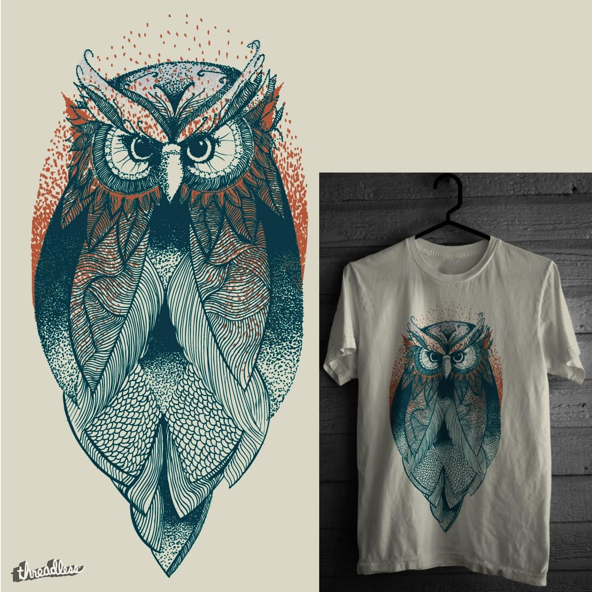 Shadows by rskinner1122 on Threadless