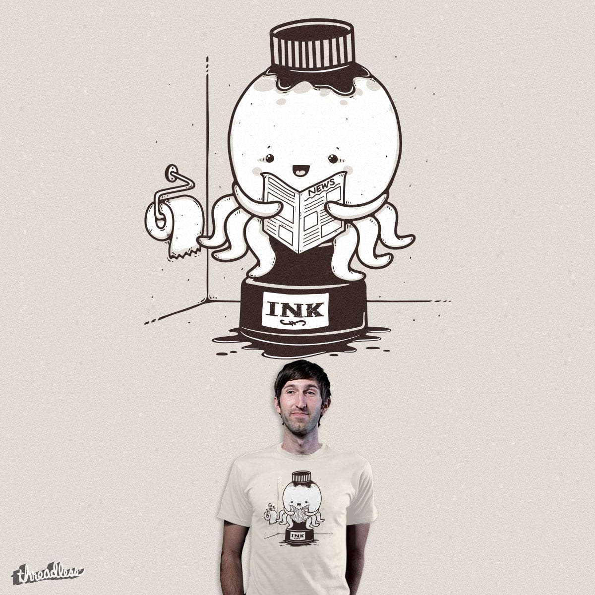 Ink refill by Robo Rat on Threadless