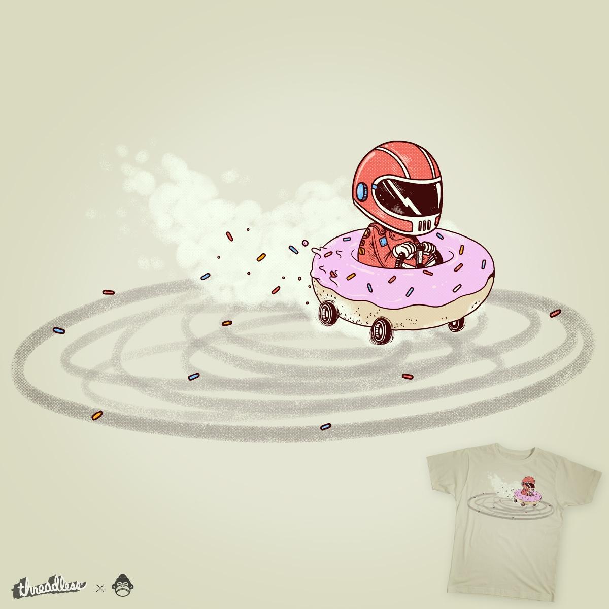DONUTS by alexmdc on Threadless