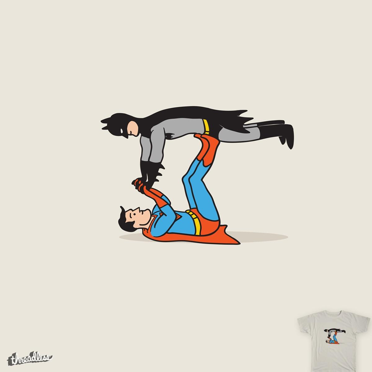 SUPERMAAAAANNNNNNN! by murraymullet on Threadless