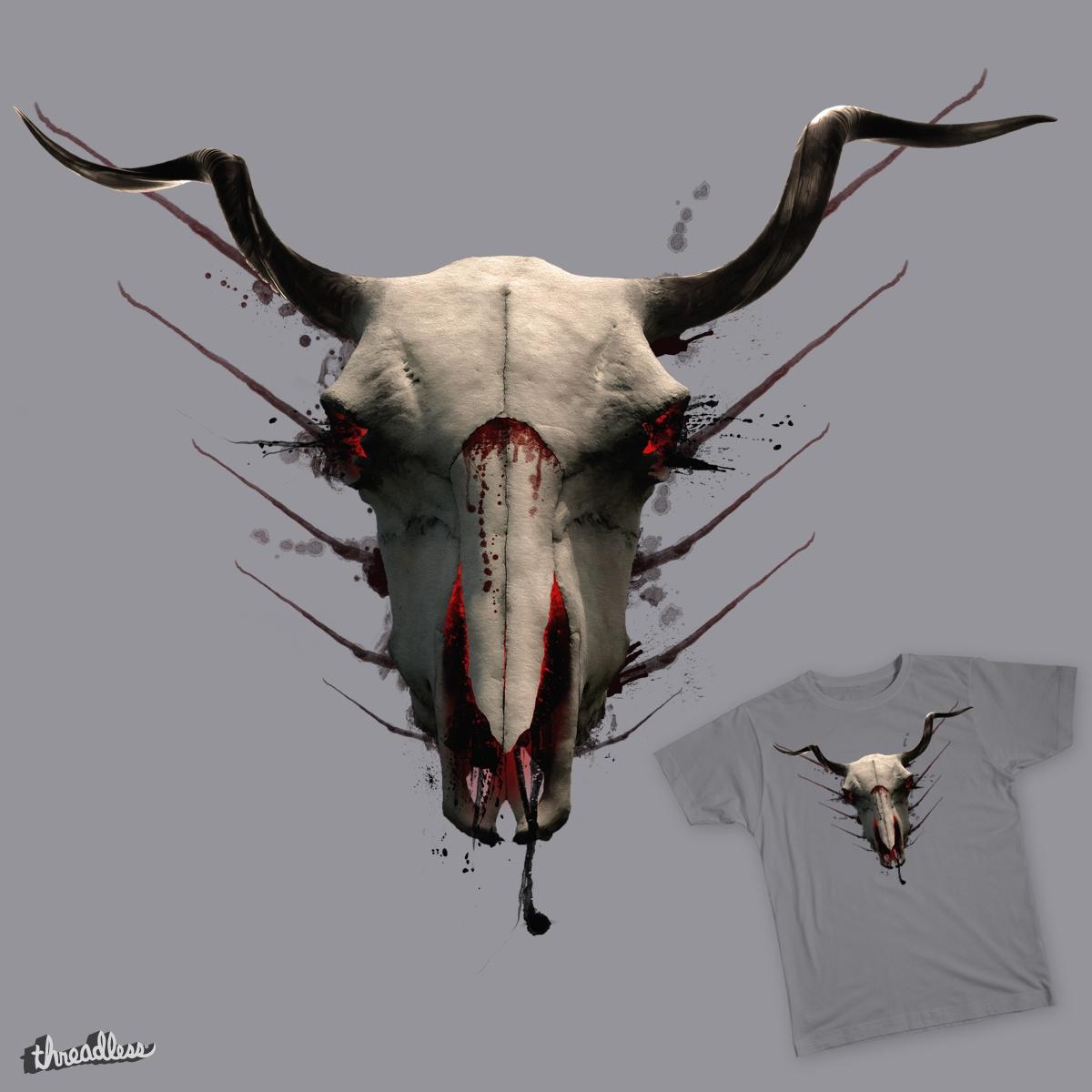 Netherworld Beast by raz-draz on Threadless