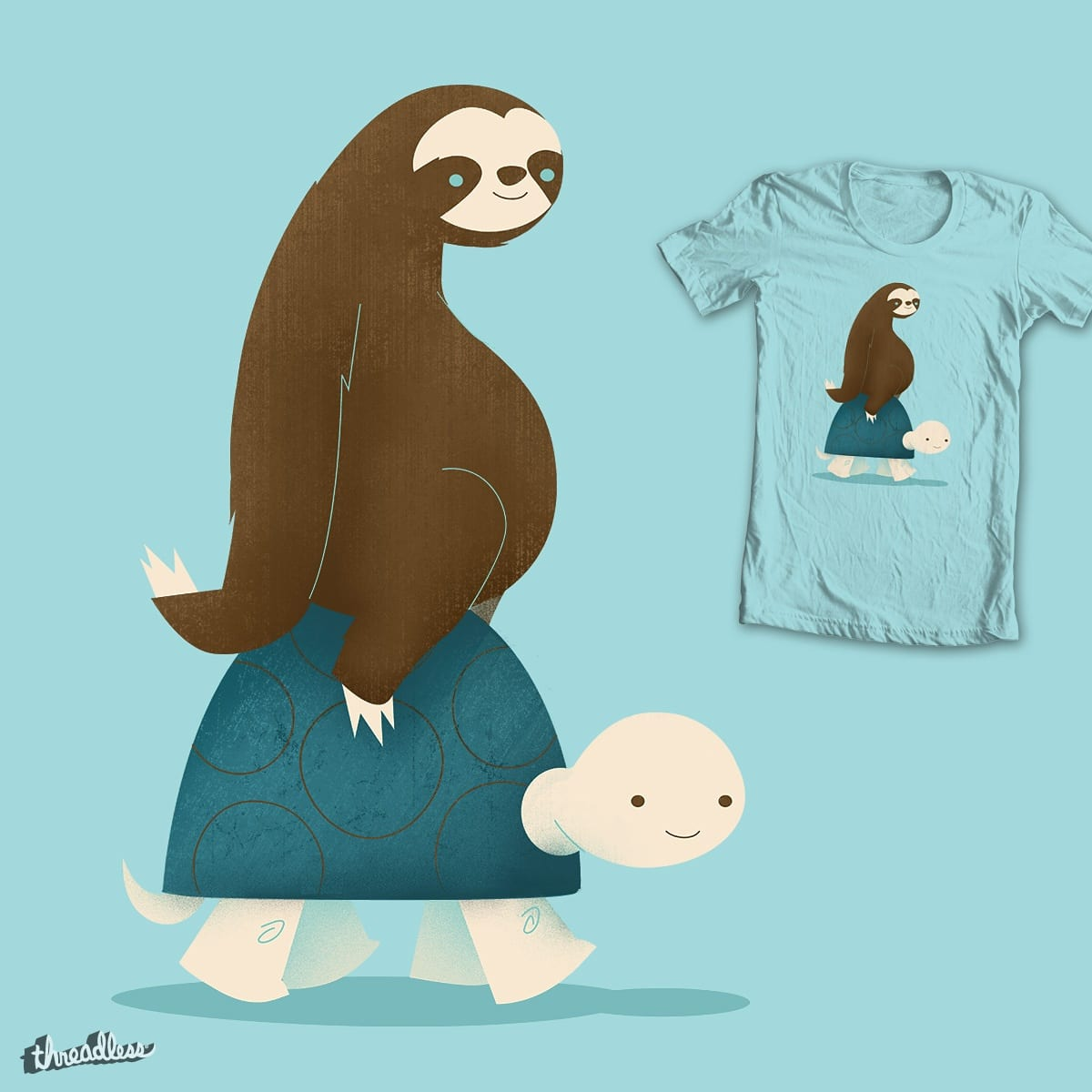 Slow Ride by DontCallMeBlanket on Threadless