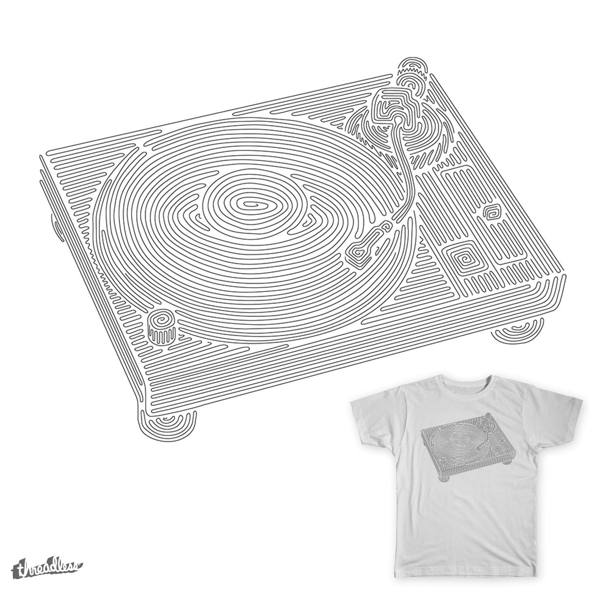 Turntable by jomorris92 on Threadless