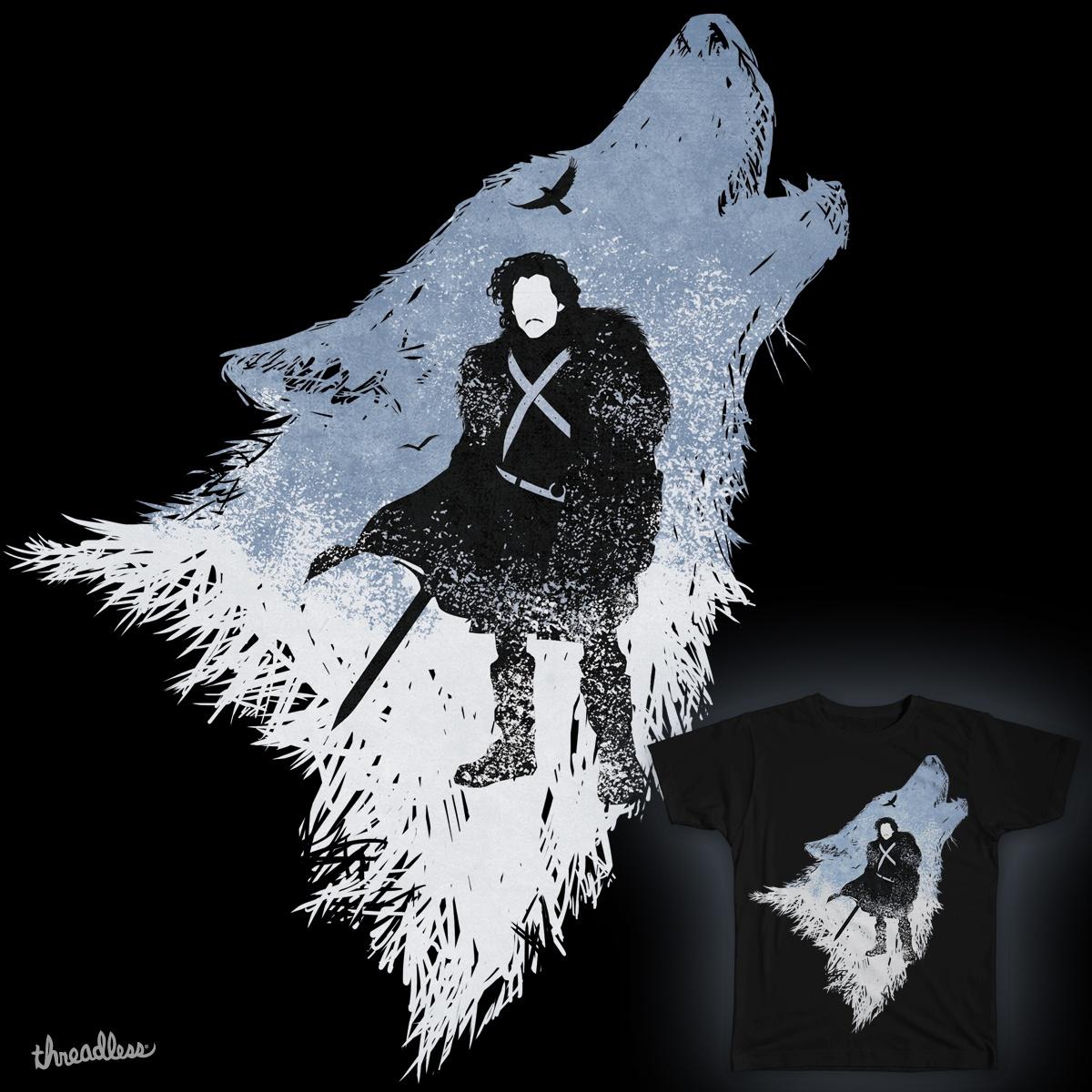 Jon Snow the Crow by Chimaera Wear on Threadless