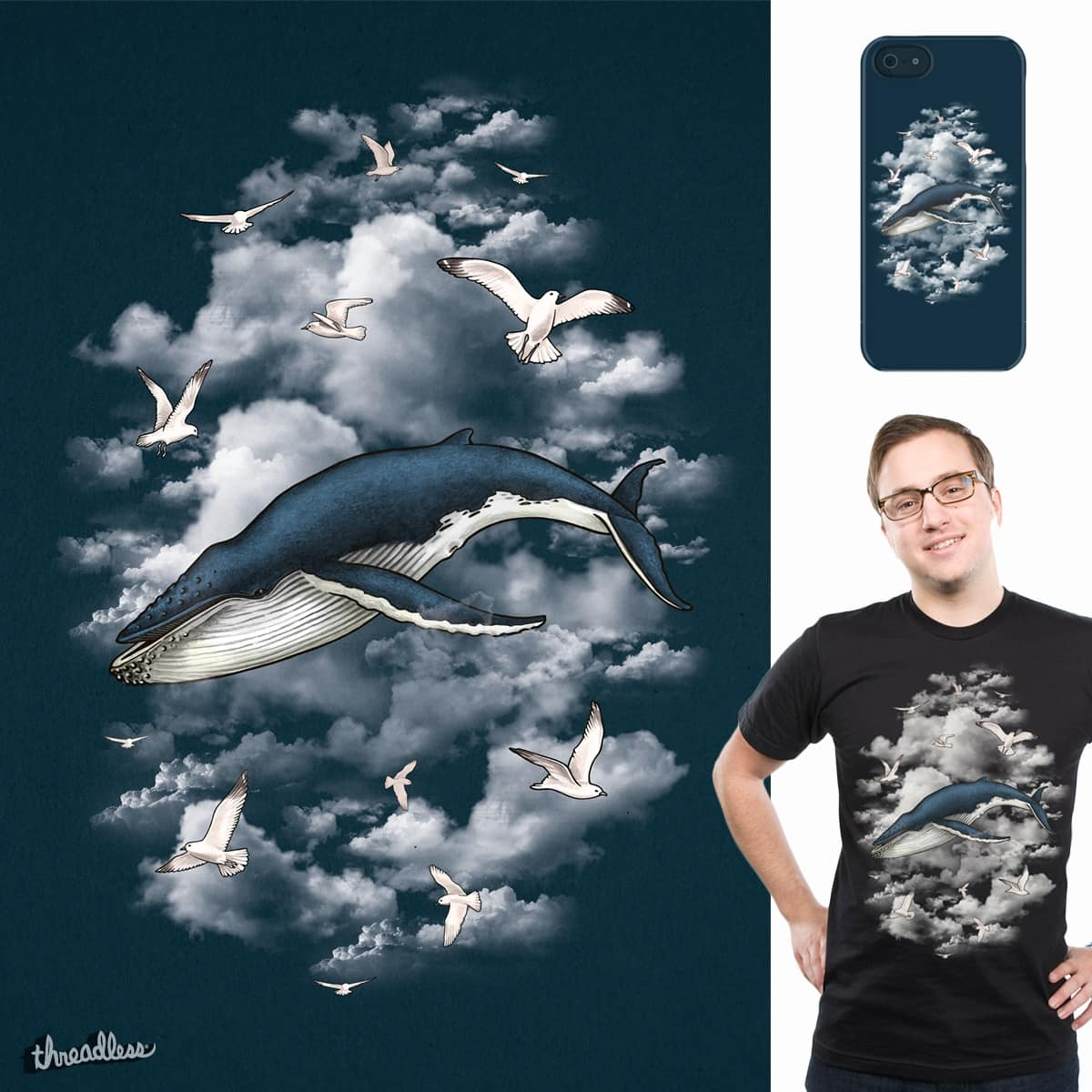 Deep Sky by Vera_Ae on Threadless
