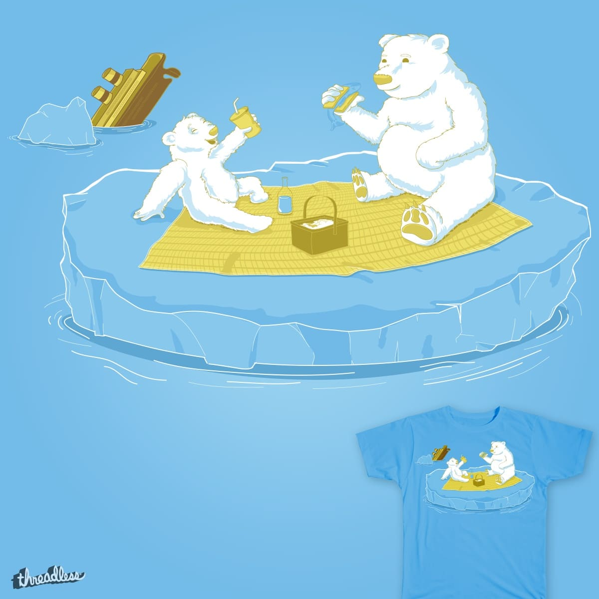 Picnic by R-lima on Threadless
