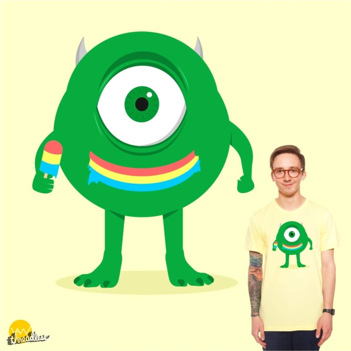 Make your own smile by wimadeputra on Threadless
