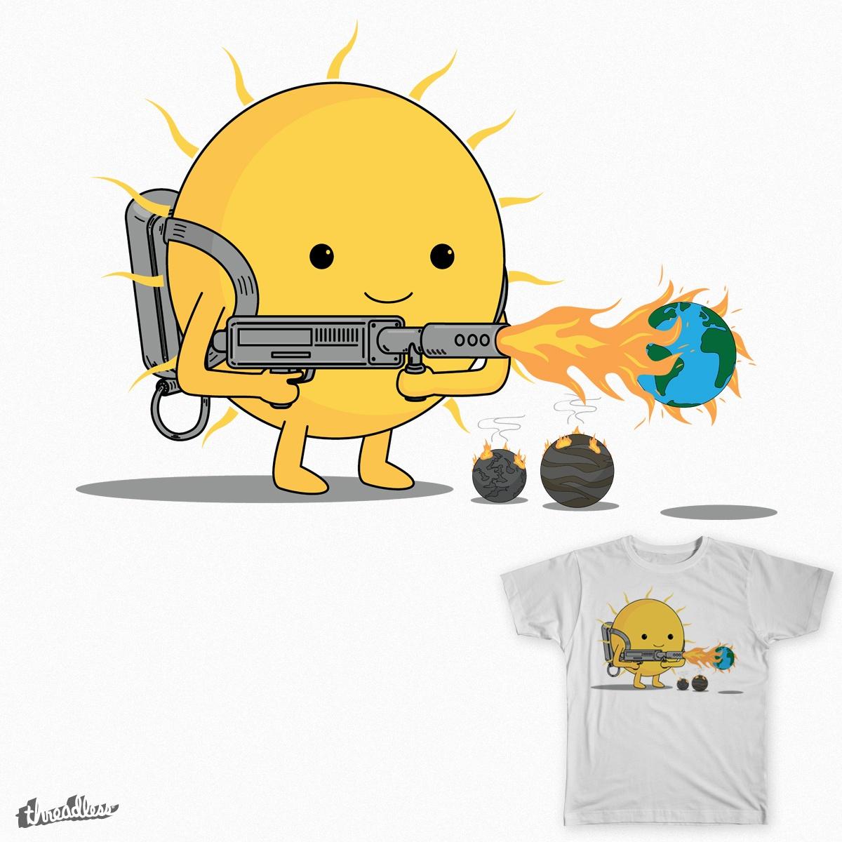 Sunblock This! by lazysundave on Threadless