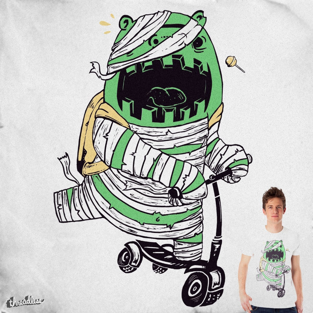 Mummy's Day Out by dudeowl on Threadless