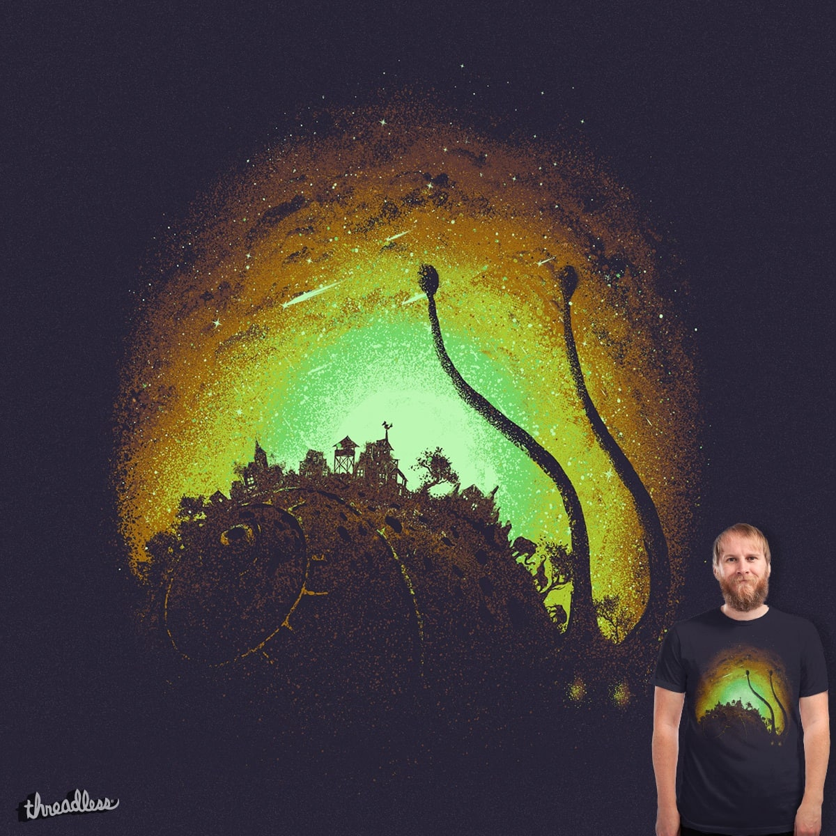 Caracol  by robsonborges on Threadless