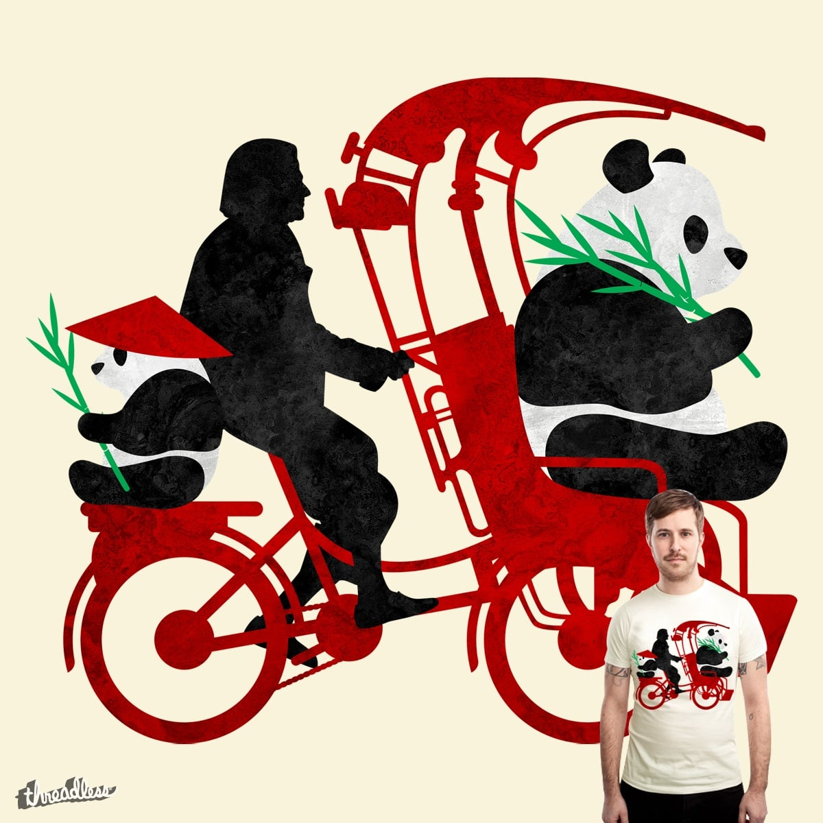 The Commuters by Joe Conde on Threadless