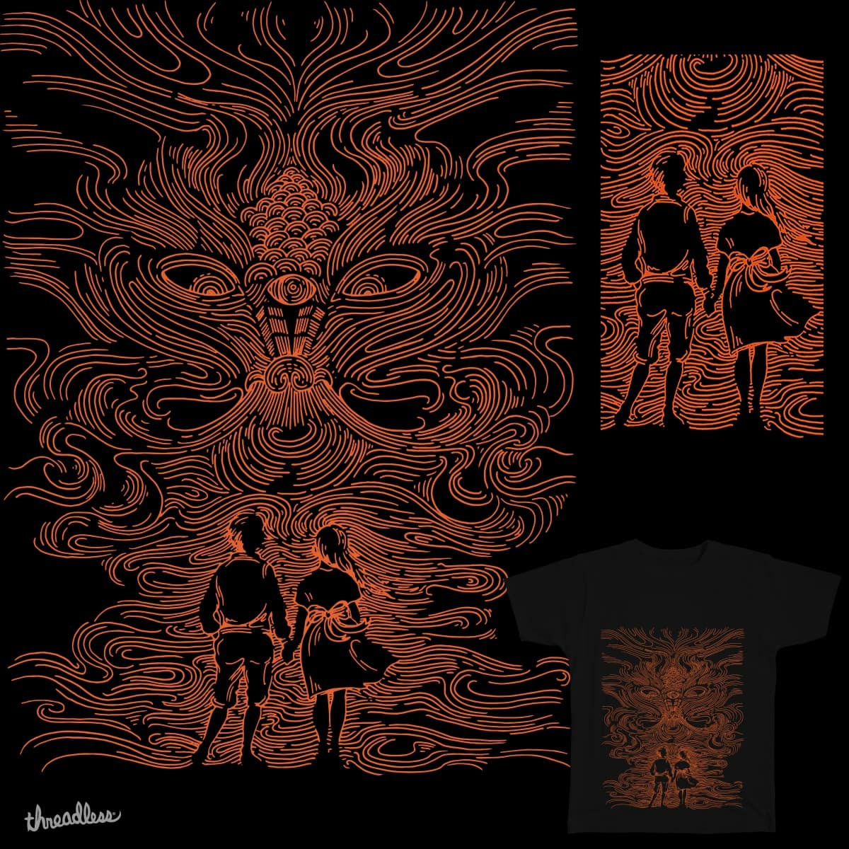 Apparition by alinasays on Threadless