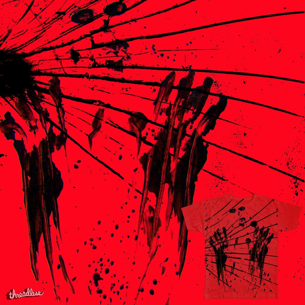 Terror by InverseSquare on Threadless