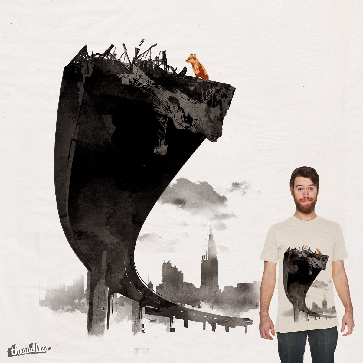 The last of us by astro_naut on Threadless