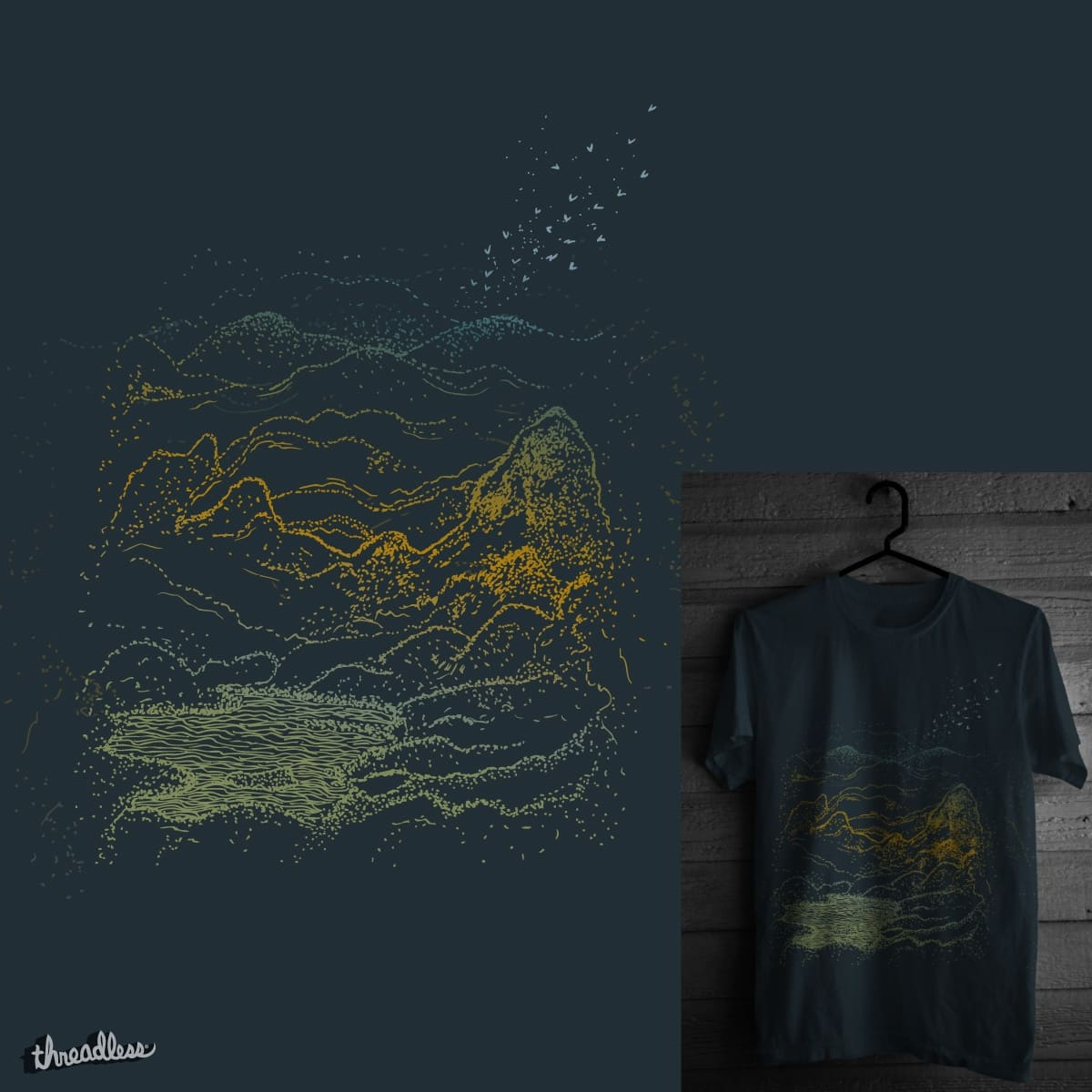 Highpoint  by rskinner1122 on Threadless