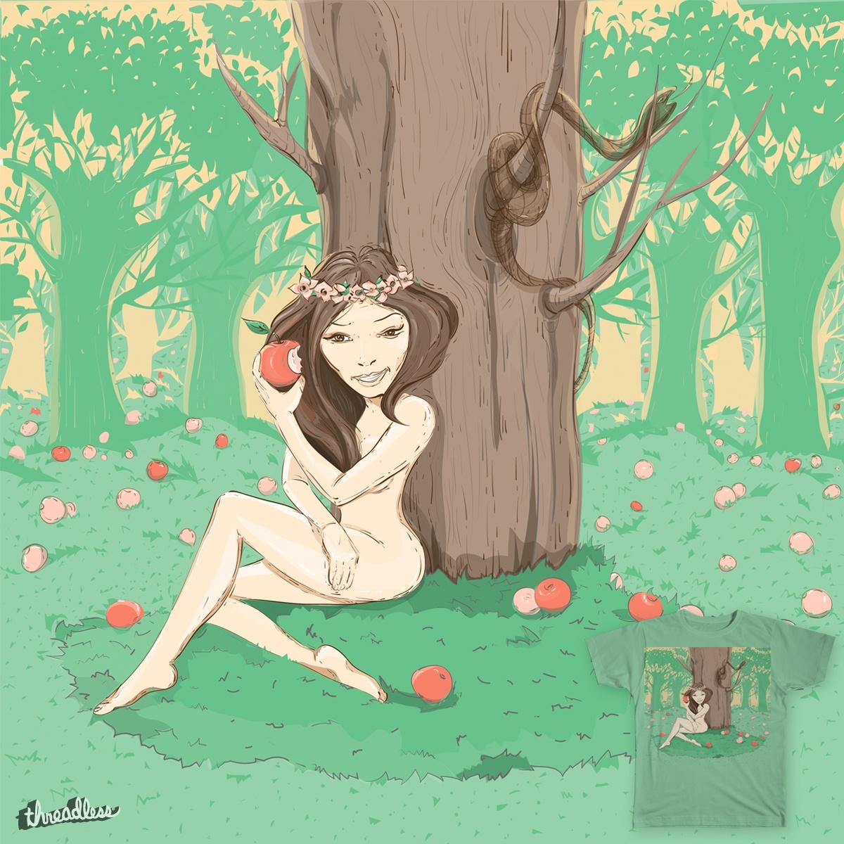 Eve by ruzik1111111 on Threadless