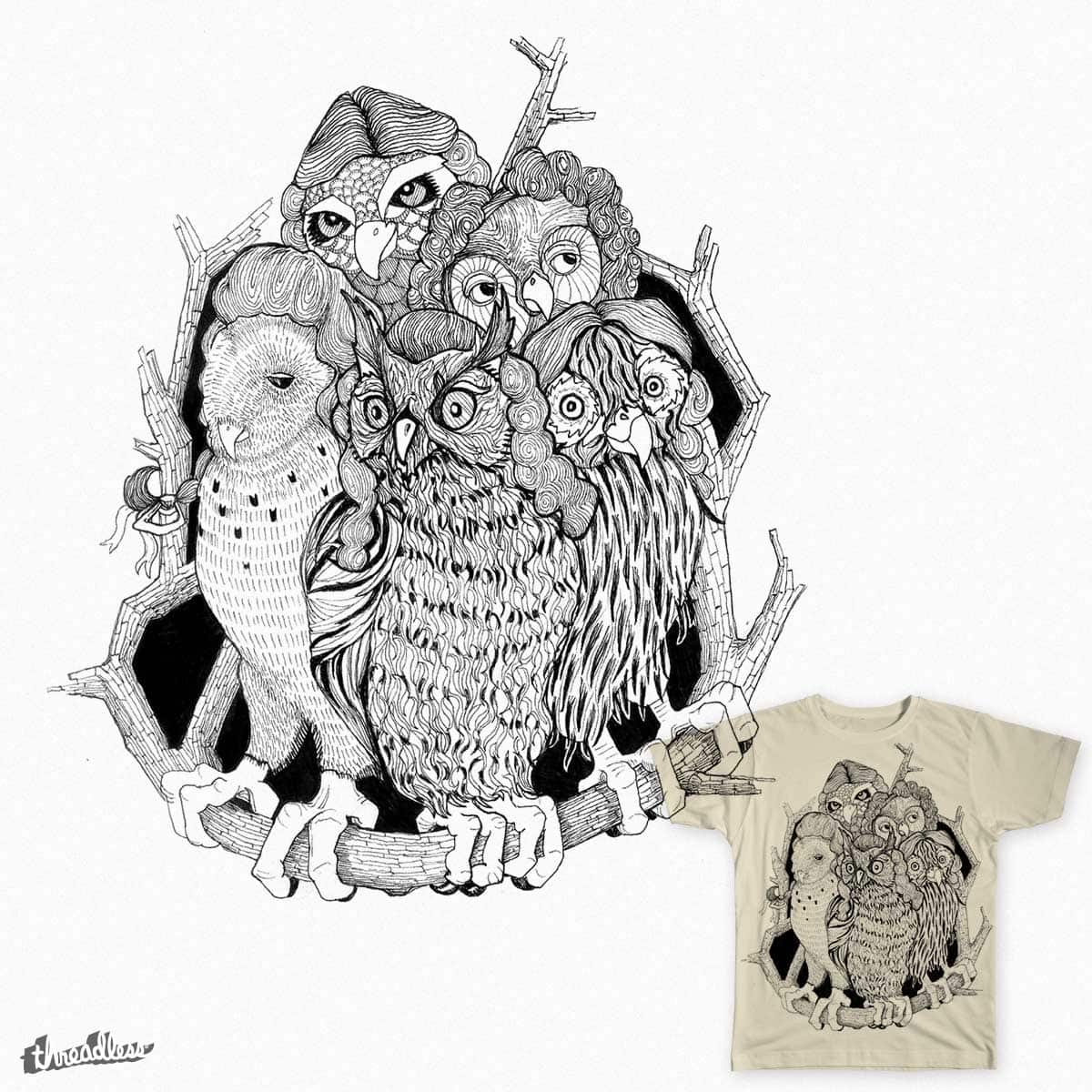 Parliament by Syrupea on Threadless