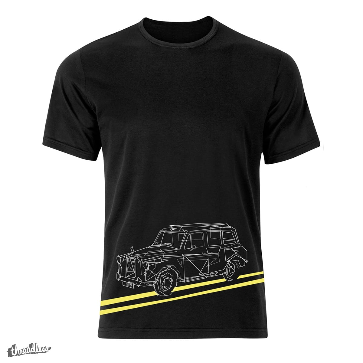 The London Cab by richardsbm on Threadless