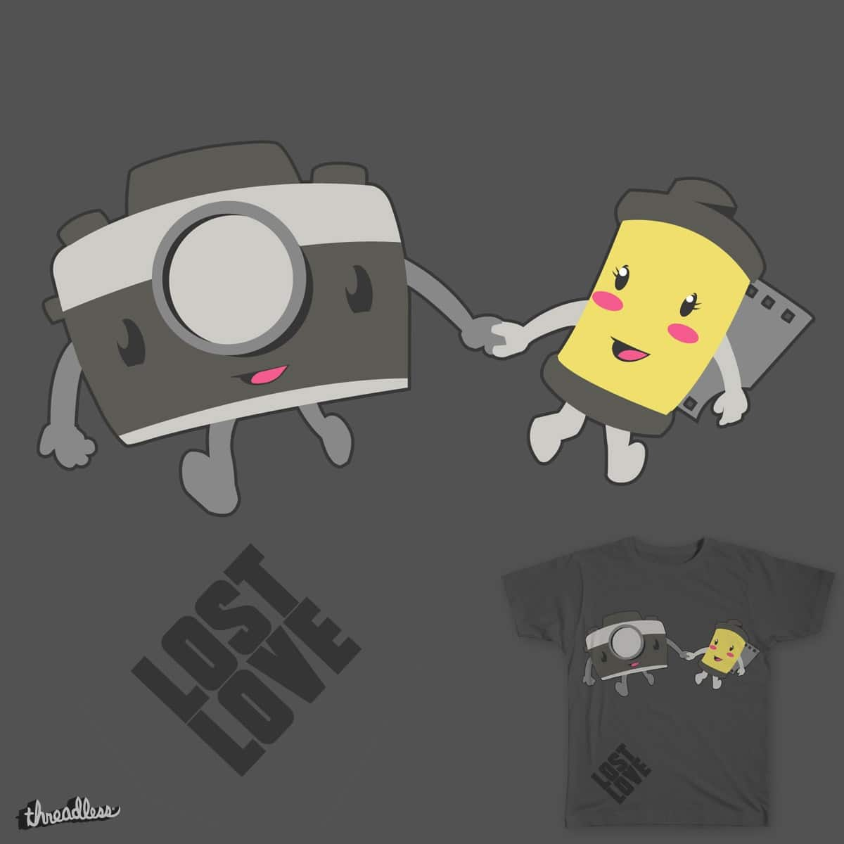Lost Love by Sokisoy on Threadless
