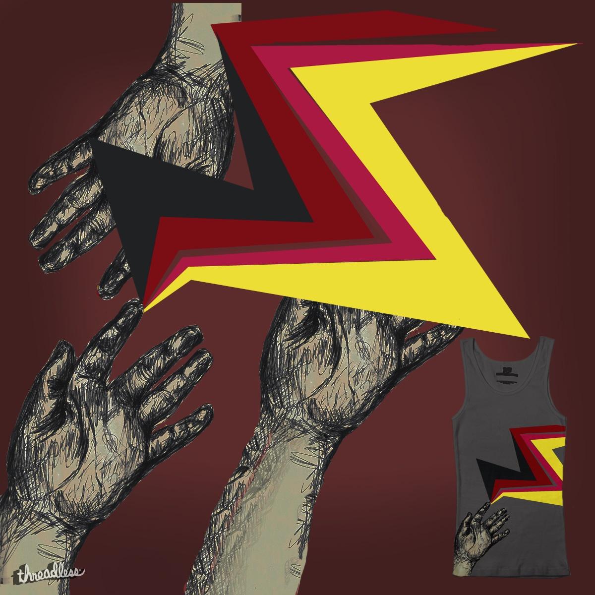 Magic Hand by ltrav on Threadless