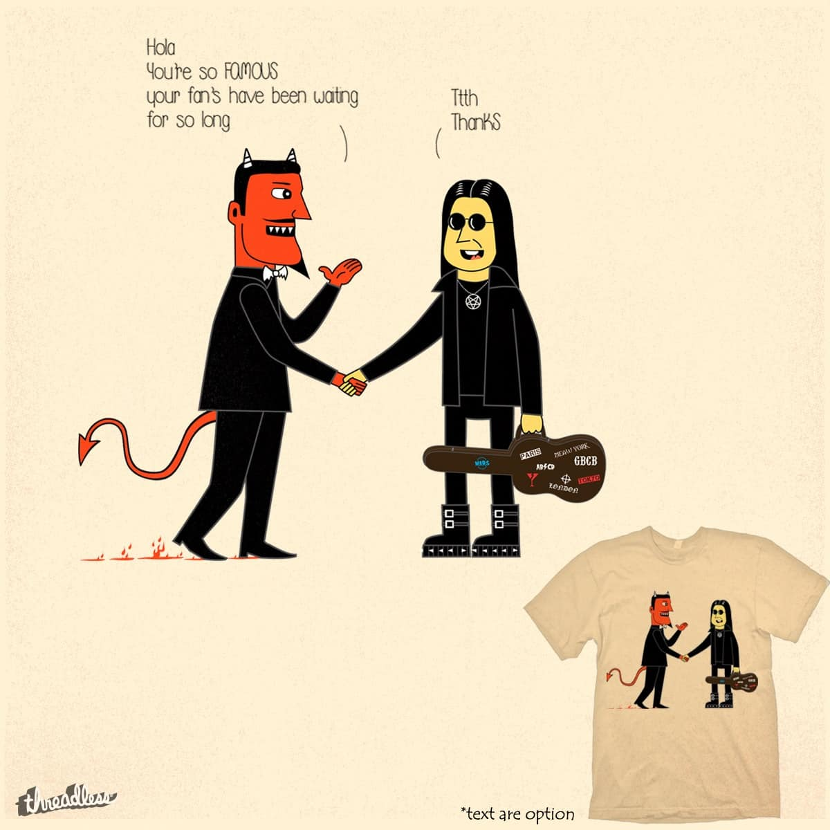 The Last Concertos by kuli_grafis on Threadless