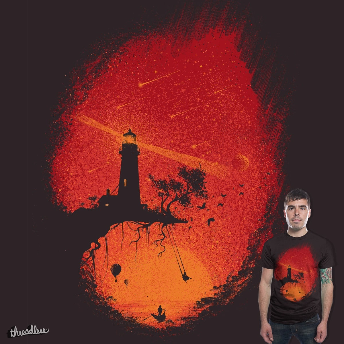 A Calm Place by robsonborges on Threadless