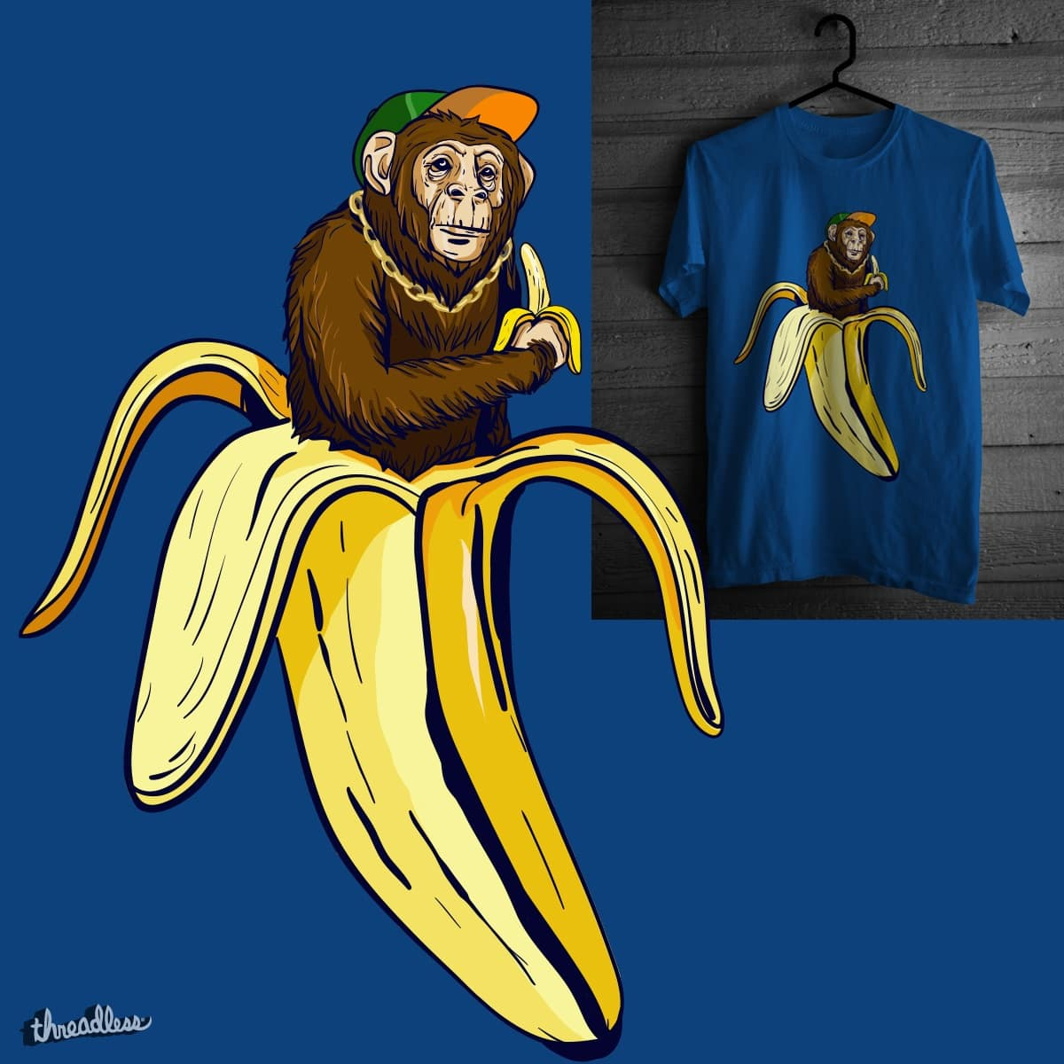 This is Bananas by urtemor_ on Threadless