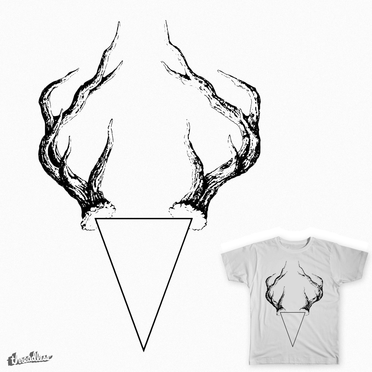 Triantler by JonnyBlackmore on Threadless