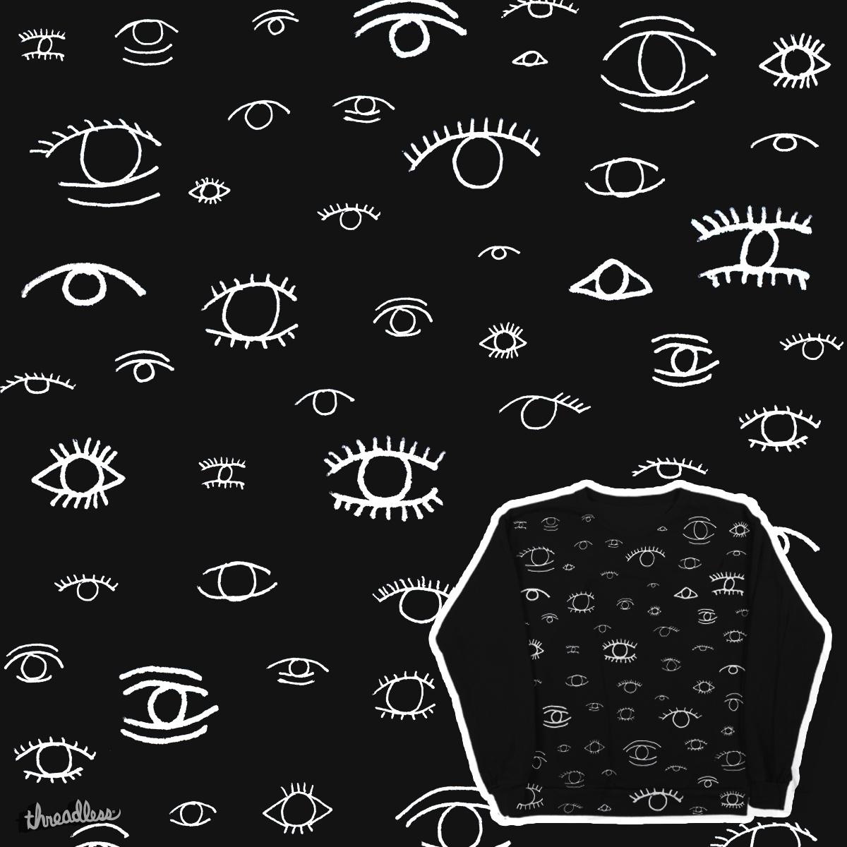 Highway Eyes by MRFA on Threadless