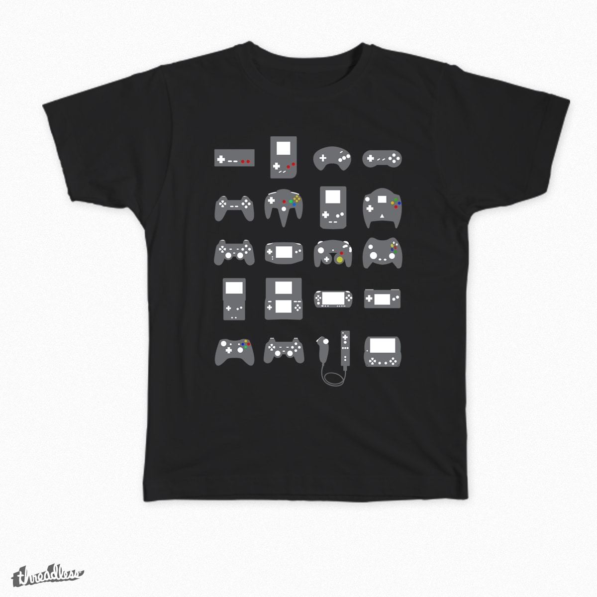 Weapon of choice by SpiritedCoast on Threadless