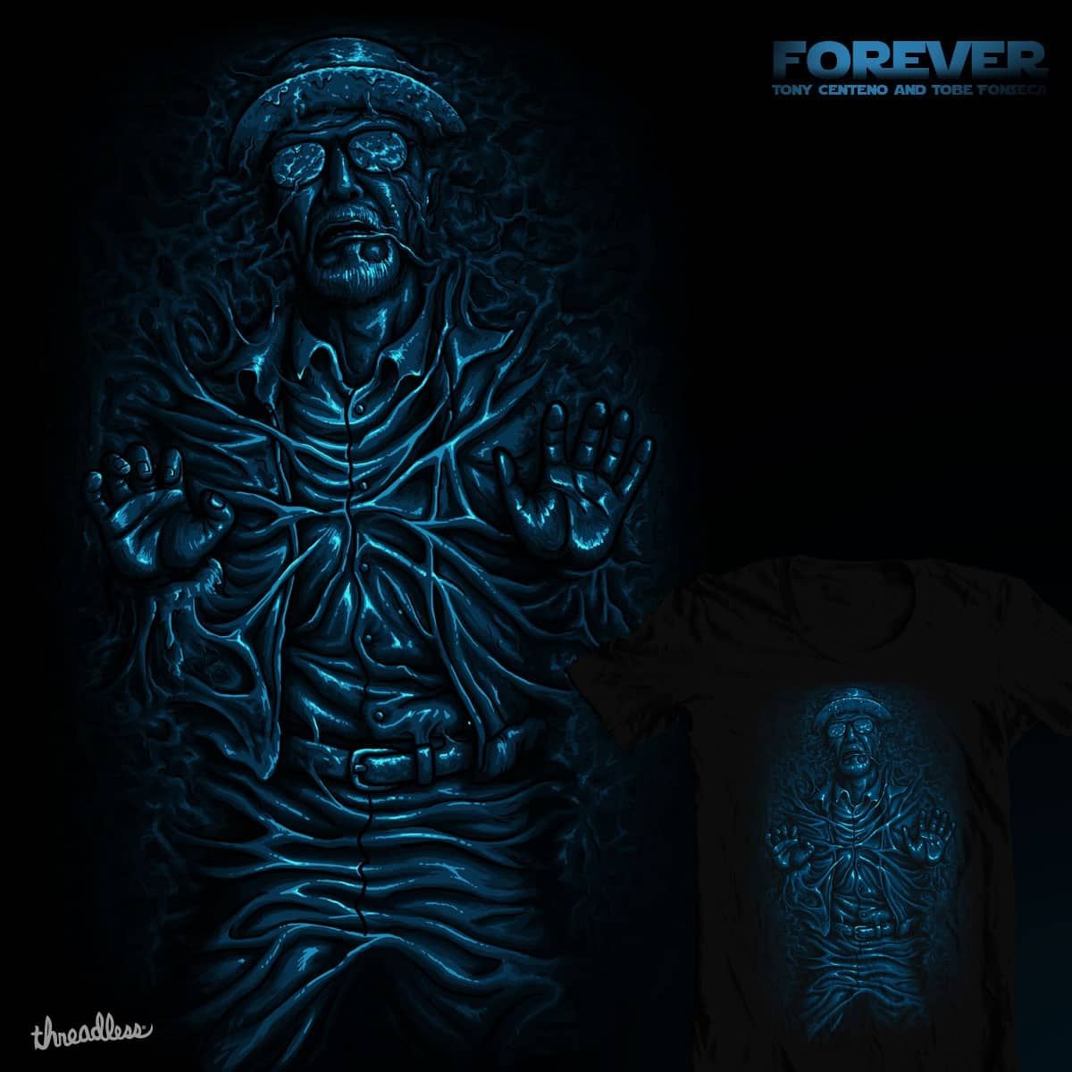 Forever! by tobiasfonseca and Tony Centeno on Threadless