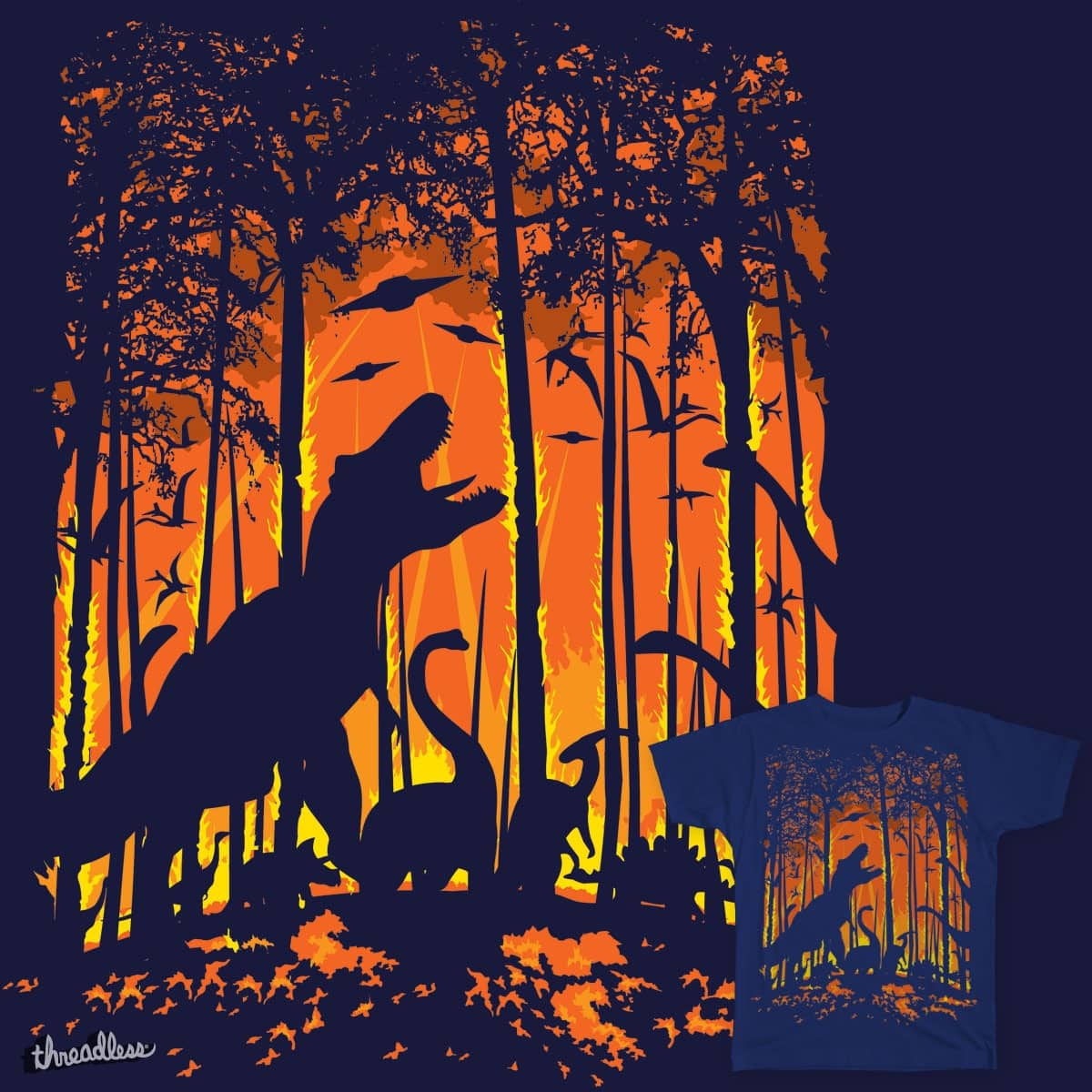 The End by jun087 on Threadless