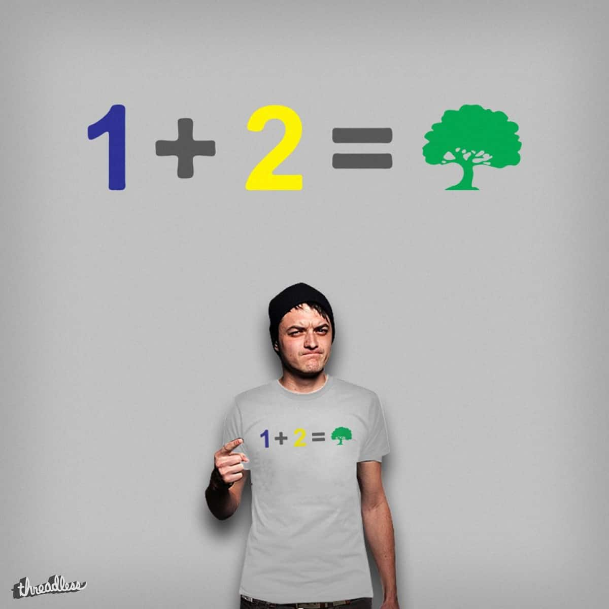 Addition of colors and numbers by je14 on Threadless