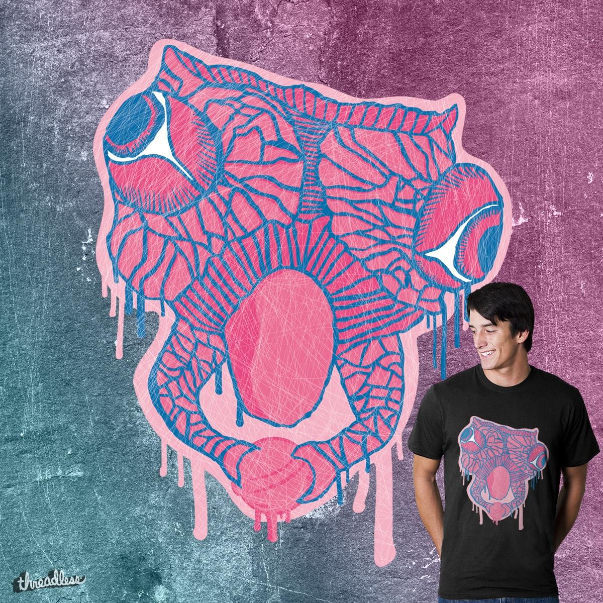 Chameleo-pop by Whipbot on Threadless