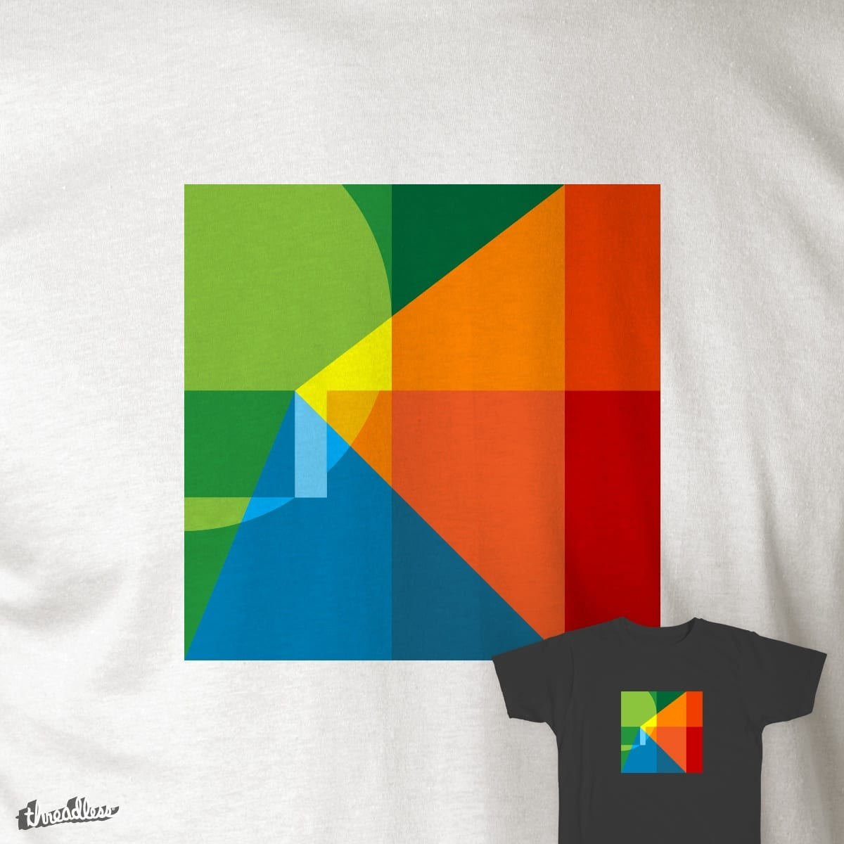 Mediation by norph on Threadless
