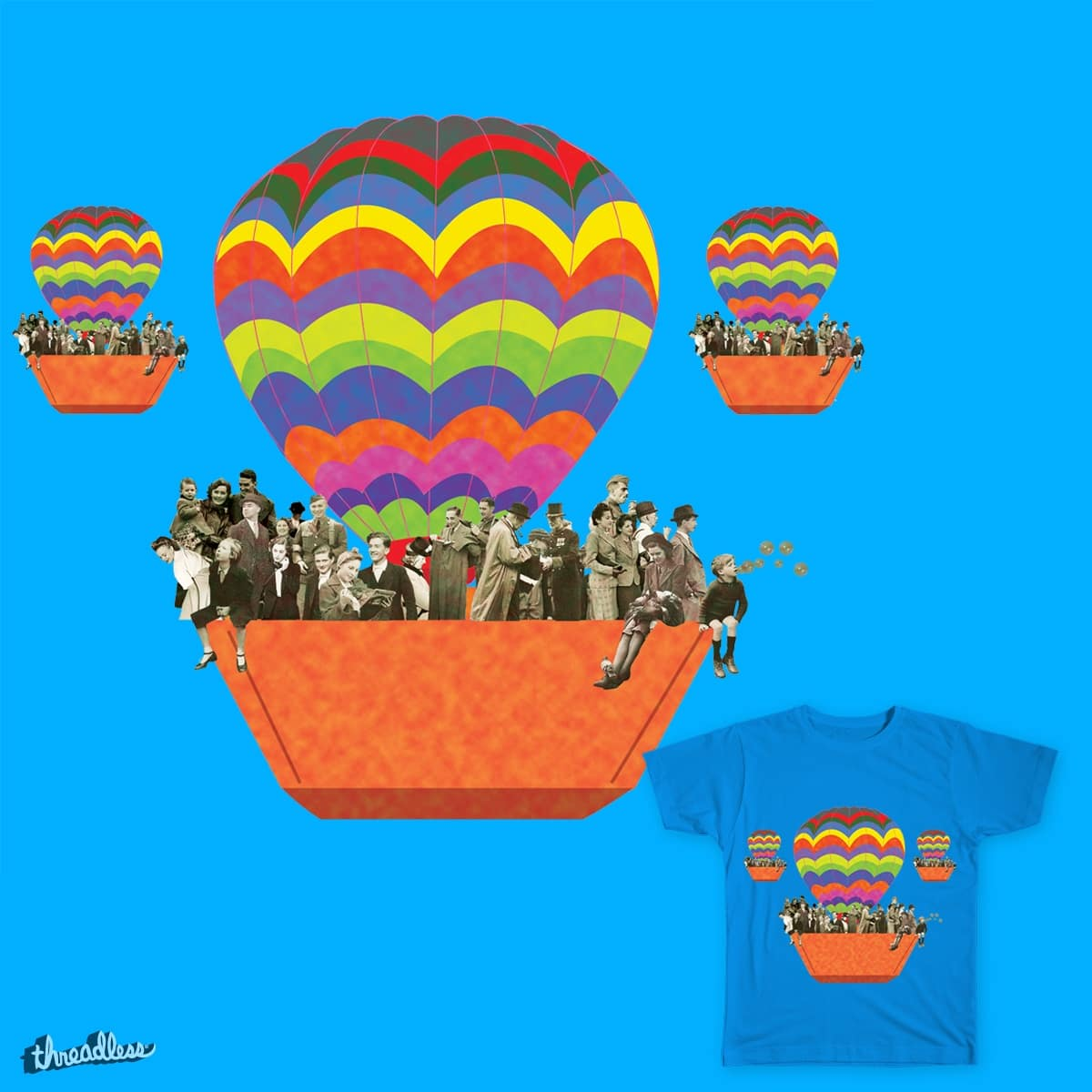 Travel & Tourism by X-zistence on Threadless