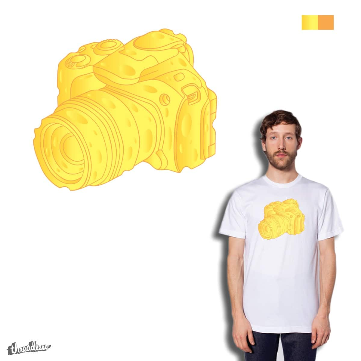 say cheese!!! by je14 on Threadless